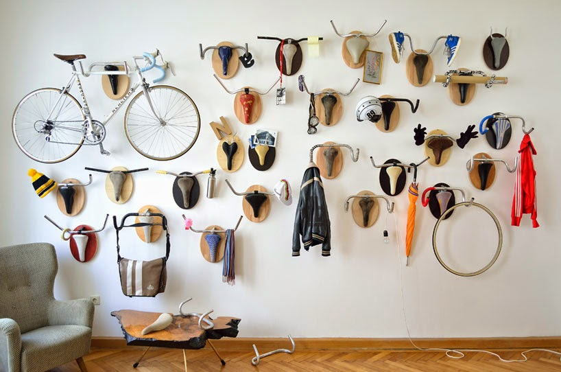 10 Great Ideas For Repurposing Your Old Bike Parts Don T Waste Them