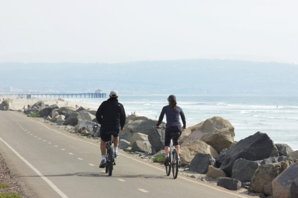 17 Great Bike Rides With An Ocean View From Ca To Ma